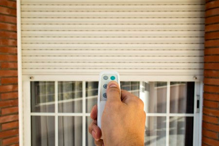 Why homeowners can't live without motorized blinds